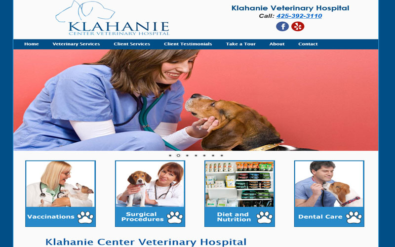 Klahanie Veterinary Hospital Issaquah