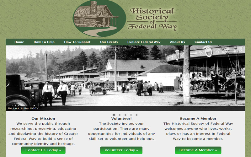 Historical Society of Federal Way