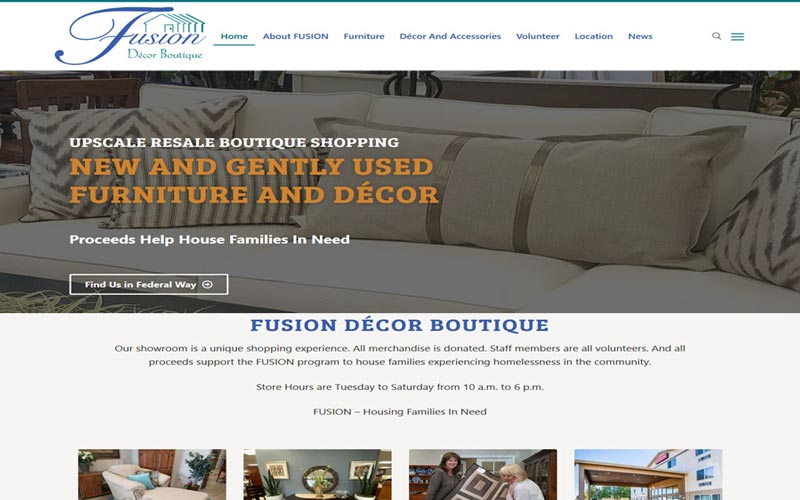 Fusion Decor Boutique Federal Way