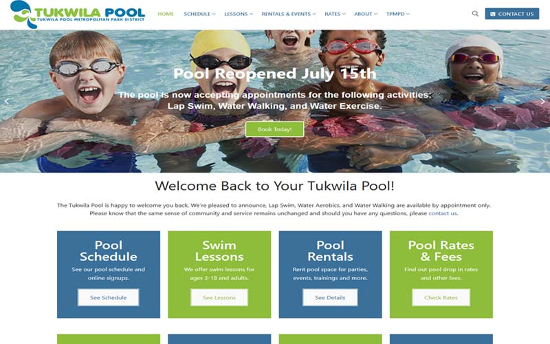 The Tukwila Pool