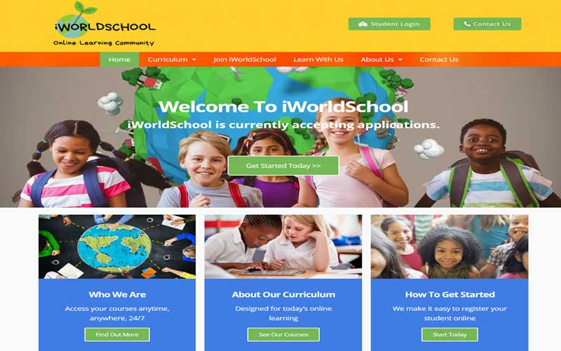 iWorldSchool Online School Seattle